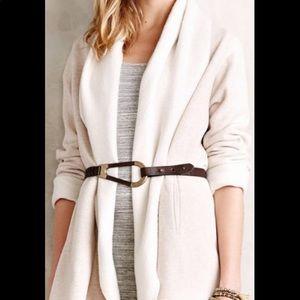 Sanctuary fleece jacket